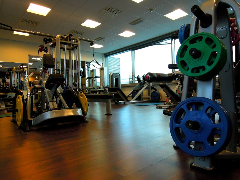 Fitness training for all